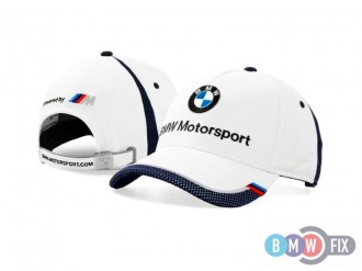 Бейсболка BMW Motorsport Collectors Cap